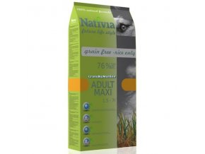 Nativia Dog Adult Maxi