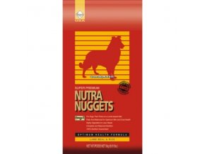 Nutra Nuggets Dog Lamb and Rice 15kg