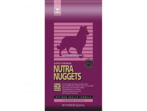 Nutra Nuggets Dog Lite and Senior 15kg