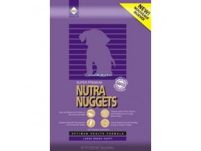 Nutra Nuggets Puppy Large Breed 15kg