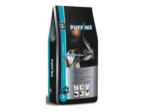 Puffins Dog Senior and Light 15kg