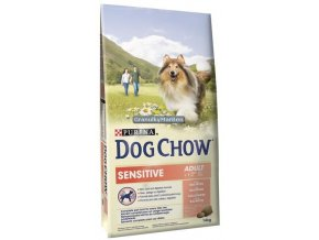 Purina Dog Chow Adult Sensitive Salmon 14kg