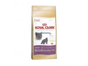 Royal Canin British Shorthair (Britská kočka) 2kg