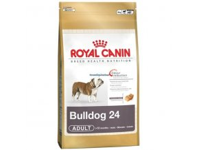 Royal Canin Bulldog Adult (Buldok) 3kg