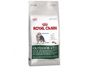 Royal Canin Feline Outdoor 7+ 400g