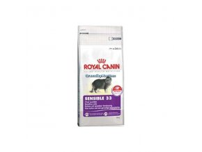Royal Canin Feline Sensible 4kg