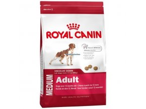 Royal Canin Dog Medium Adult 4kg
