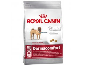 Royal Canin Dog Medium Dermacomfort 10kg