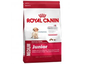 Royal Canin Dog Medium Junior 4kg