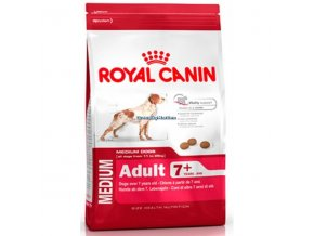 Royal Canin Dog Medium Adult 7+ 4kg