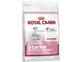 Royal Canin Dog Medium Starter Mother and BabyDog 4kg