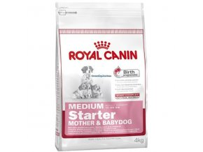 Royal Canin Dog Medium Starter Mother and BabyDog 4kg