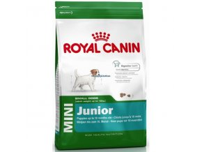 Royal Canin Dog Mini Junior 4kg