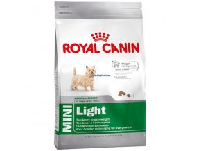 Royal Canin Dog Mini Light 2kg