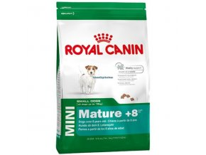 Royal Canin Dog Mini Mature 8+ 8kg