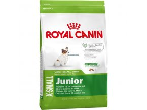 Royal Canin Dog X-Small Junior 500g
