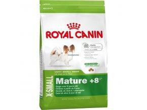 Royal Canin Dog X-Small Mature 500g