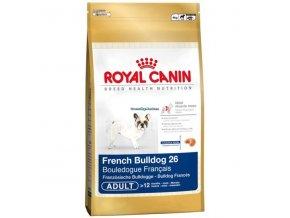Royal Canin French Bulldog Adult (Francouzský buldoček) 1,5kg