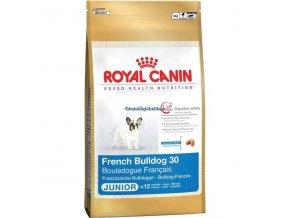 Royal Canin French Bulldog Junior (Štěně francouzského buldočka) 3kg
