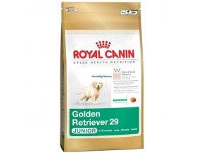 Royal Canin Golden Retriever Junior (Štěně zlatého retrívra) 12kg