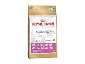 Royal Canin West Highland White Terrier (Westík) 3kg
