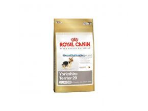 Royal Canin Yorkshire Terrier Junior (Štěně jorkšíra) 1,5kg