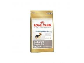 Royal Canin Yorkshire Terrier Junior (Štěně jorkšíra) 7,5kg