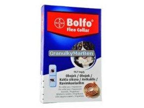 Antiparazitní obojek Bolfo pro psy 70cm