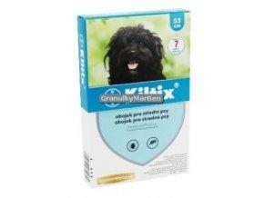 Antiparazitní obojek Kiltix pro střední psy 53cm
