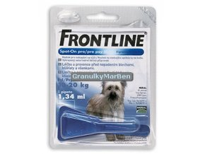 Frontline Spot-on Dog M 1x1,34ml