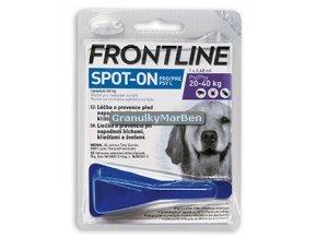 Frontline Spot-on Dog L 1x2,68ml