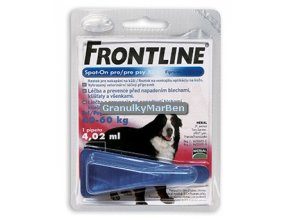 Frontline Spot-on Dog XL 1x4,02ml