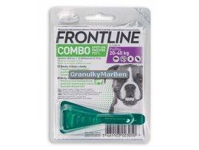 frontline combo spot dog 20 40kg