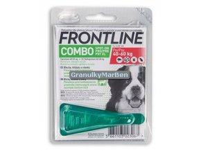 frontline combo spot dog 40 60kg