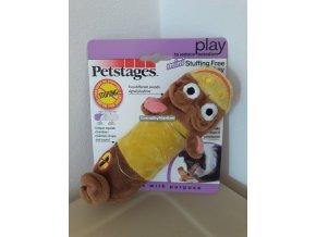 PetStages Barevné zvířátko - želvička