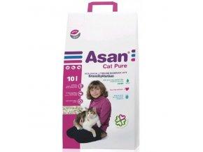 Asan Cat Pure Podestýlka pro kočky 10l