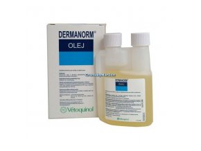 Dermanorm olej 500ml