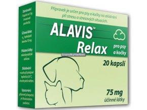 alavis relax pro psy a kocky