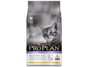 Pro Plan Cat Junior Chicken and Rice 10kg