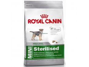 Royal Canin Dog Mini Sterilised 2kg