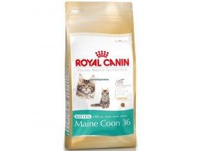Royal Canin Kitten Maine Coon (Kotě mainské mývalí kočky) 400g