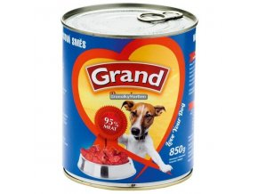 Grand konzerva Masová směs 850g