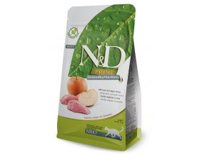 nd prime adult wild boar apple