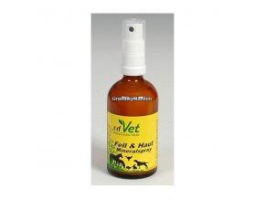 cdVet Minerální sprej na kůži a srst 100ml
