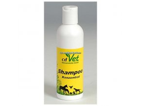 cdVet Čajovníkový šampon (Shampookonzentrat) 200ml