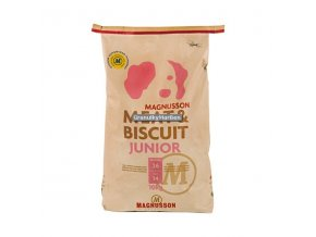 Magnusson Meat and Biscuit Junior 4,5kg