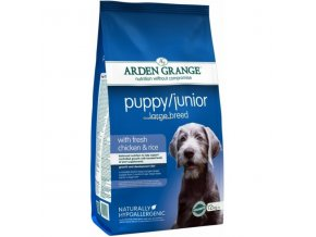 Arden Grange Puppy and Junior Large Breed 12kg