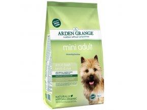 Arden Grange Dog Adult Mini Lamb & Rice
