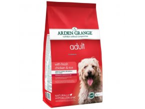 Arden Grange Dog Adult Chicken and Rice 12kg