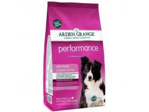 Arden Grange Dog Performance